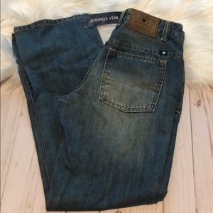 Lucky Brand Billy Straight Jeans size 14 NWT
